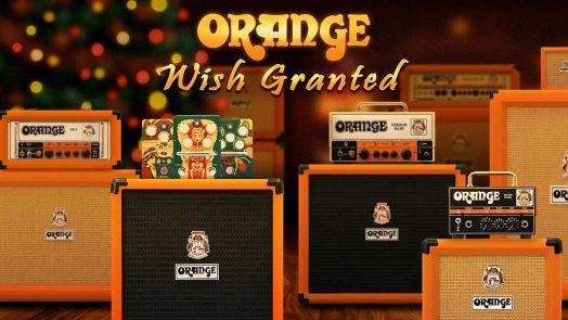 Orange Amps To Grant 50 Wishes To Celebrate Their 50th Anniversary