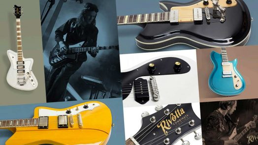 Rivolta Guitars by Dennis Fano Launches New Dealer Initiative