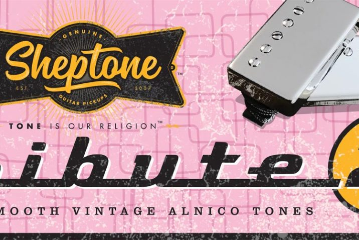 Sheptone Tribute 2 Pickups