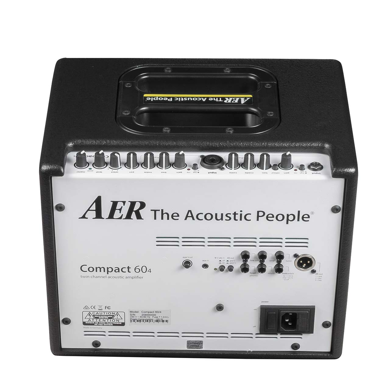 AER 4th Generation Compact 60 Acoustic Amp