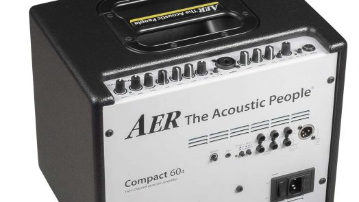 AER Compact 60 Acoustic Amp 4th Generation