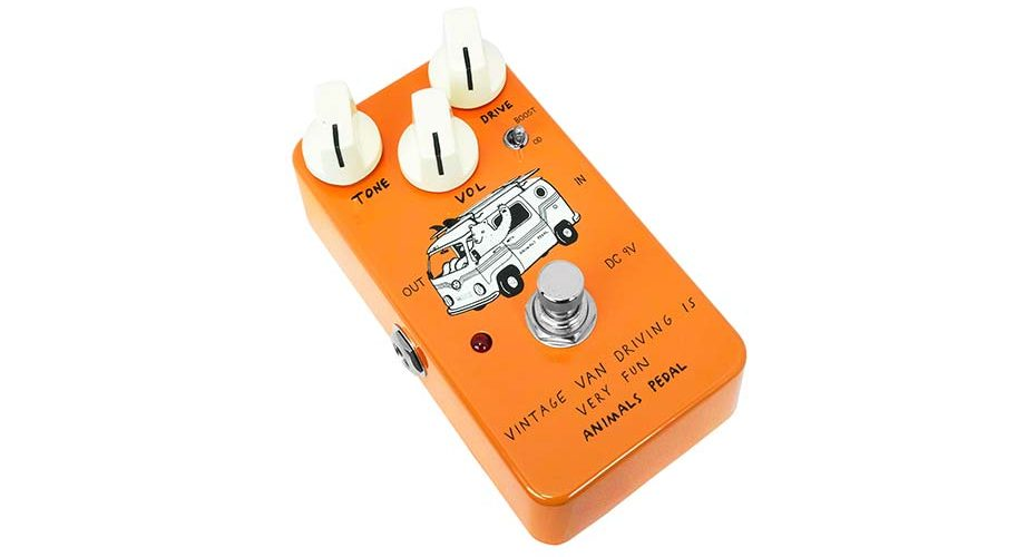 Animals Pedal Vintage Van Driving Overdrive