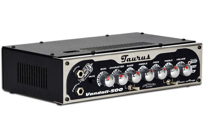 Taurus Amp announces the introduction of a new hybrid bass amplifier.
