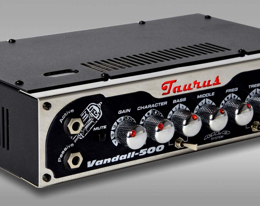 Bass Amp Taurus Vandall-500