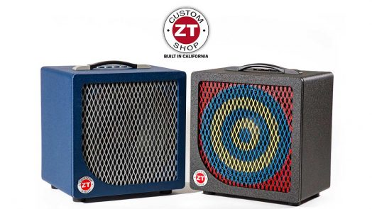 ZT Amplifiers Custom Shop Line