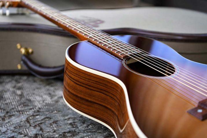 B&G Caletta Handmade Acoustic Guitar