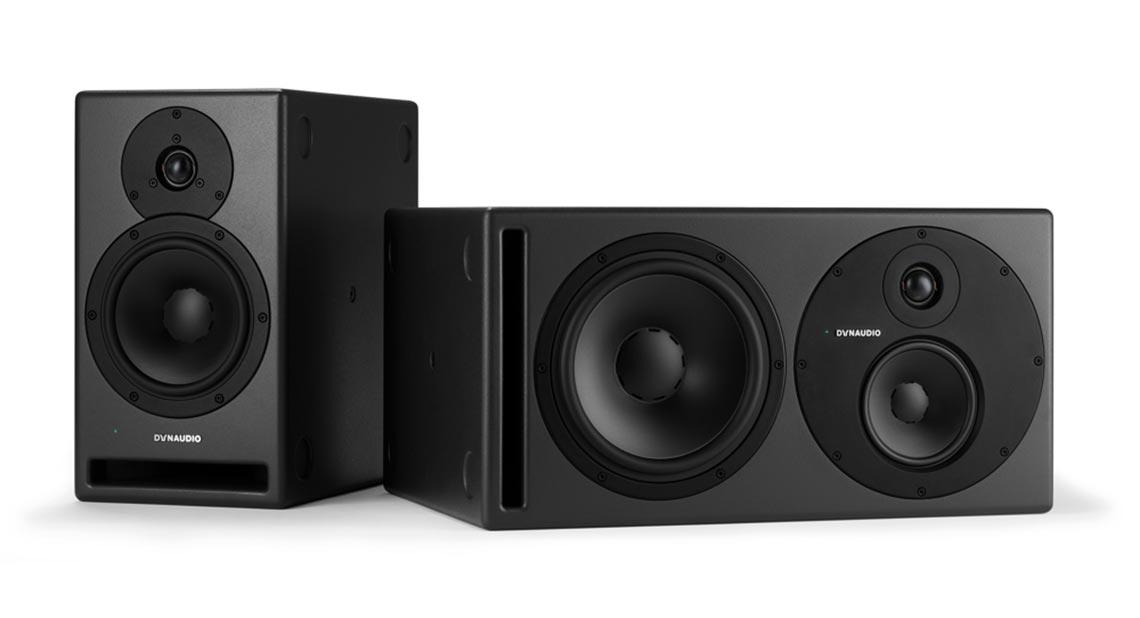 dynaudio core high end studio reference monitors. Black Bedroom Furniture Sets. Home Design Ideas