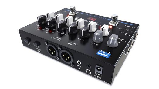 EBS MicroBass 3 - a new analog 'multi-tool' for bass players