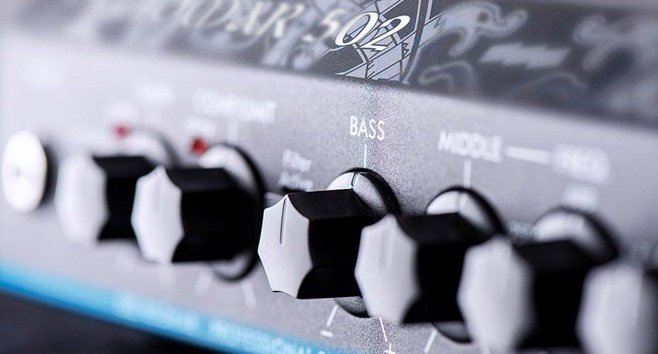 EBS Reidmar 502 Bass Amp