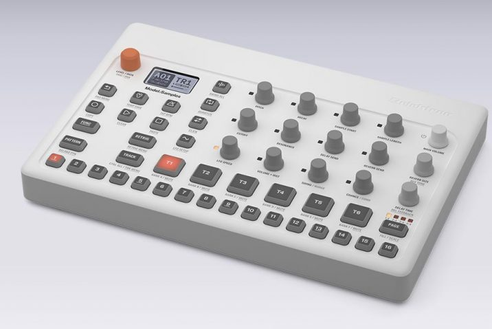 Elektron announces Model:Samples