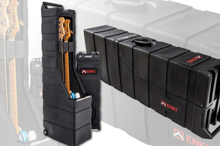 ENKI AMG-2 Series Cases Updates