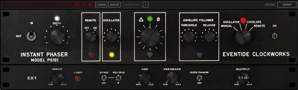 Instant Phaser Mk II plug-in