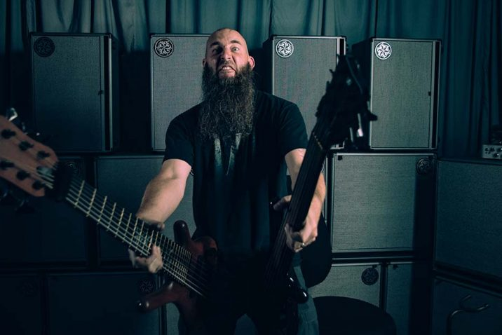 Bassist Jeff Hughell Announces 4th Studio Album 'Sleep Deprivation'