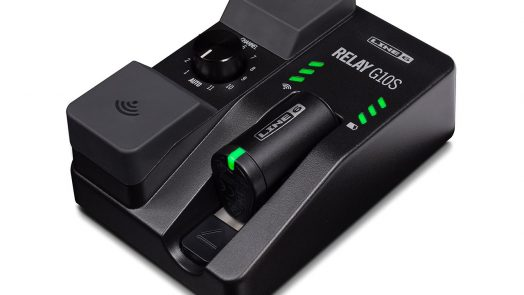 Line 6 Relay G10S Digital Guitar Wireless System