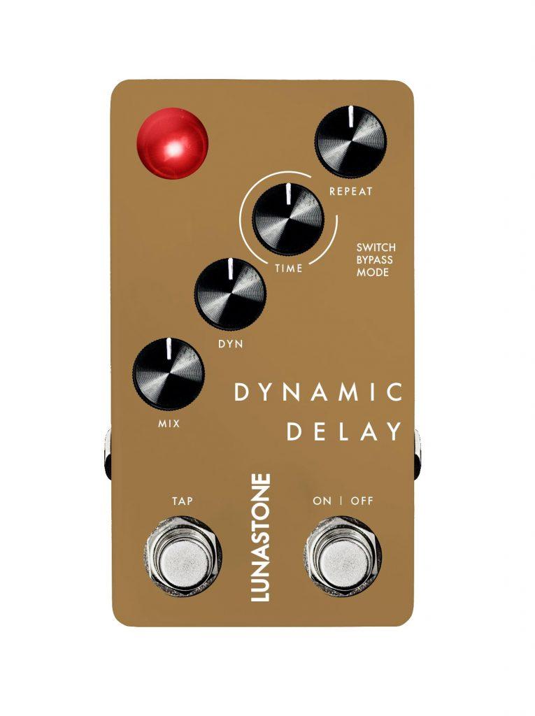 Lunastone Dynamic Delay First Digital Pedal
