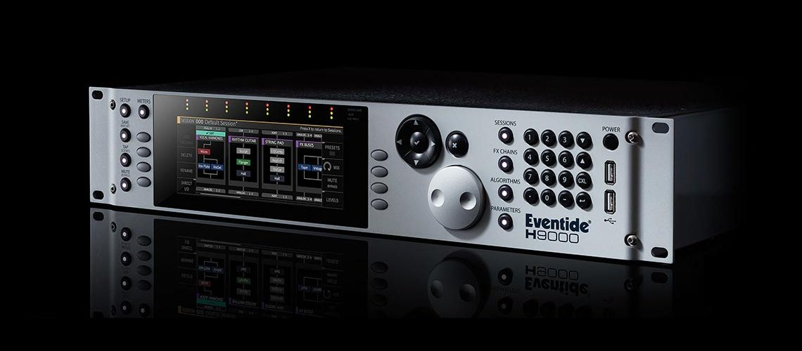 New Software Version for Eventide H9000 and H9000R