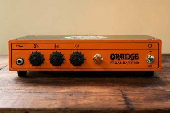 Orange Pedal Baby 100 A/B Power Amplifier