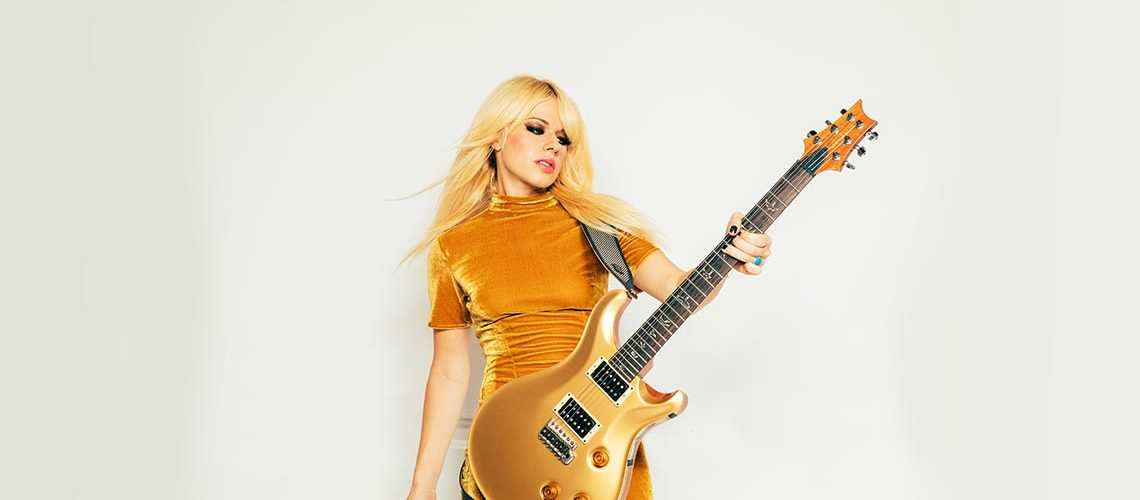 Orianthi Meet and Greet at NEXI NAMM Booth