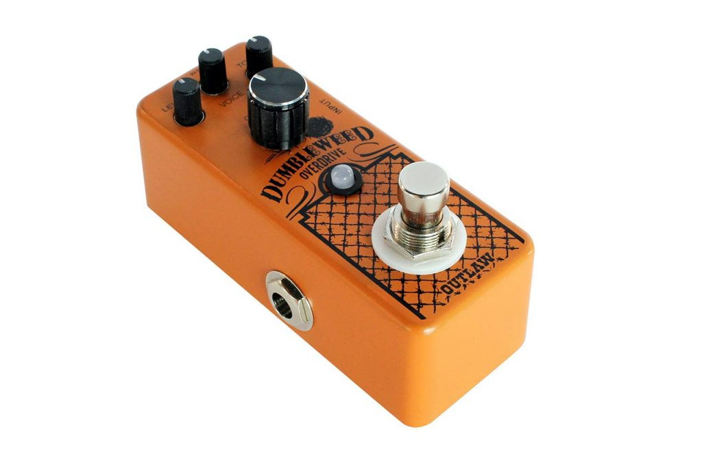 Dumbleweed D-Style Amp Overdrive