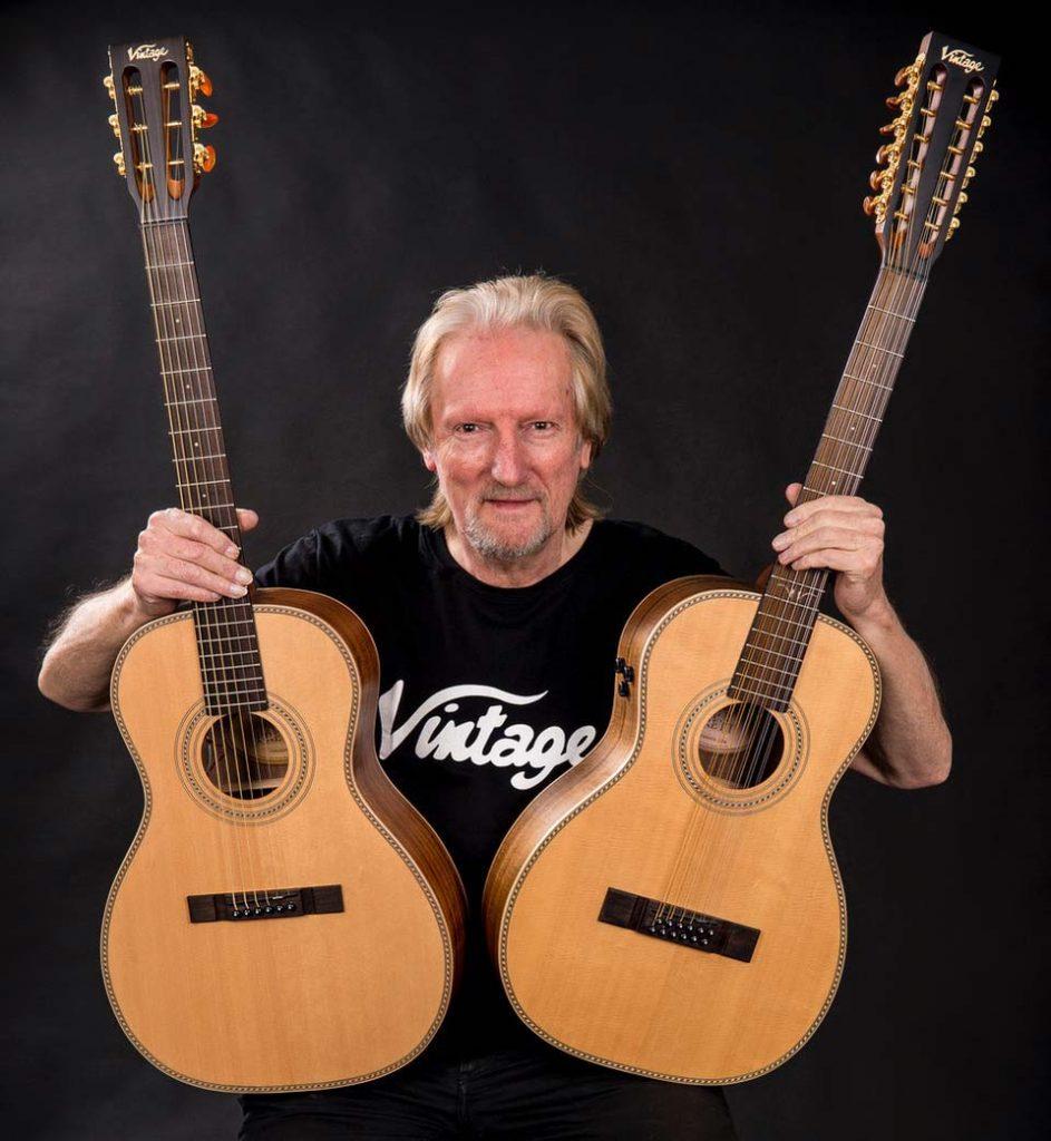 Vintage Paul Brett Signature Guitars