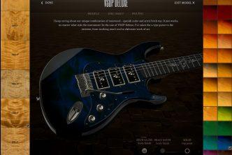 Ruokangas 3d Guitar Creator - Configurator Taken To The Next Level