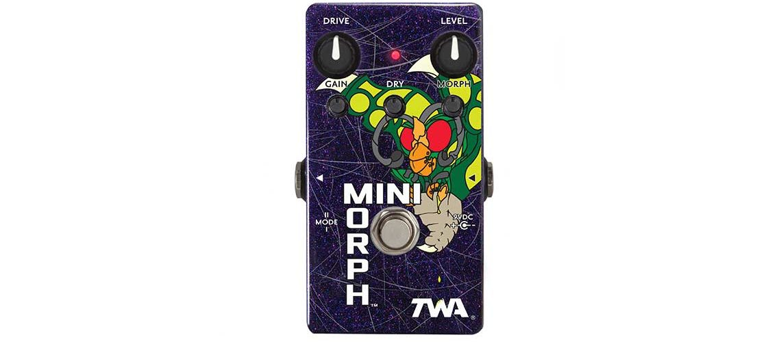 TWA MM-01 MiniMorph Dynamic Waveshaper