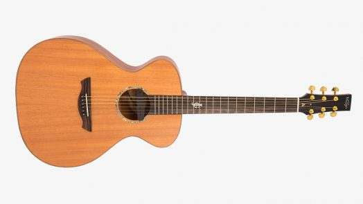 Vintage and Giltrap combine for touching tribute guitar