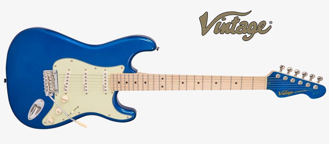 Vintage V6JV takes Verity signature model to a new audience