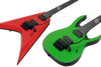 Dan Vadim Von from Morbid Angel Joins Solar Guitars with 2 New Signature Guitars