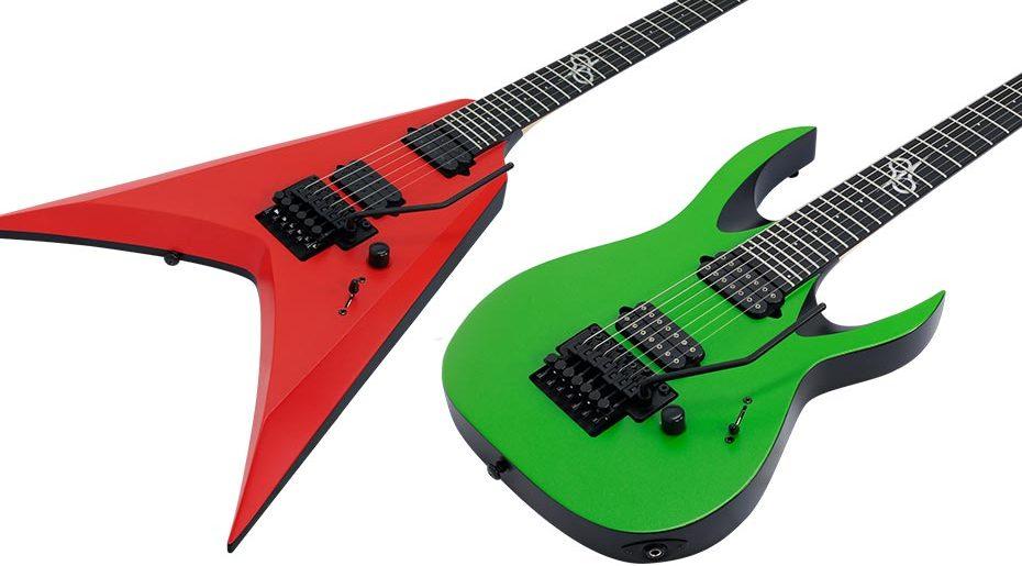 Dan Vadim Von from Morbid Angel Joins Solar Guitars with 2 New Signature Guitars