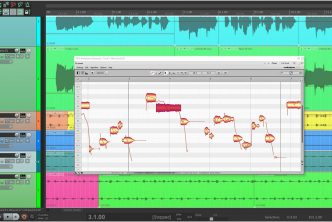 Melodyne and Reaper via ARA 2