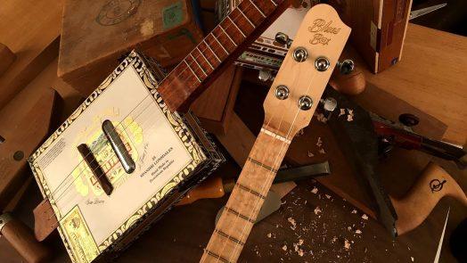 BluesBox Guitars by Custom Sound Instruments