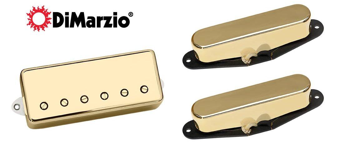 Dimarzio Releases Notorious™ Minibucker