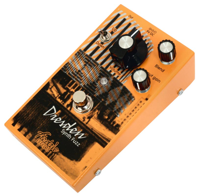 Fredric Effects Dresden Synth Fuzz MkII