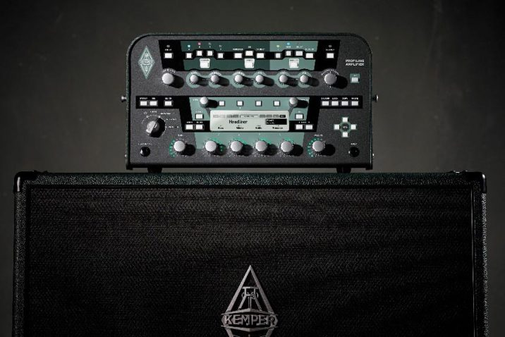 "PROFILER OS 5.7 available - Kemper release 5 new ""big studio machine""-grade reverb effects for the PROFILER™"