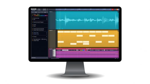 Tracktion Launch Waveform 10