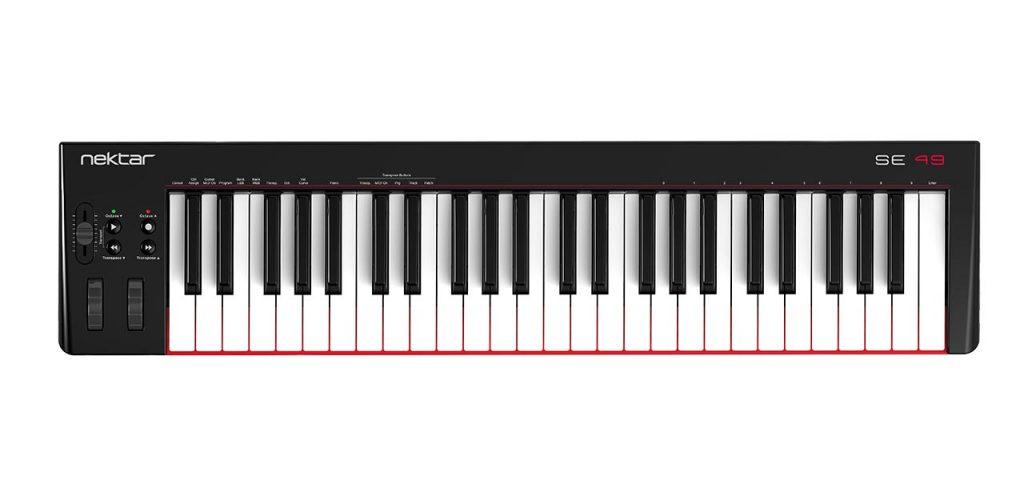 SE49 MIDI controller