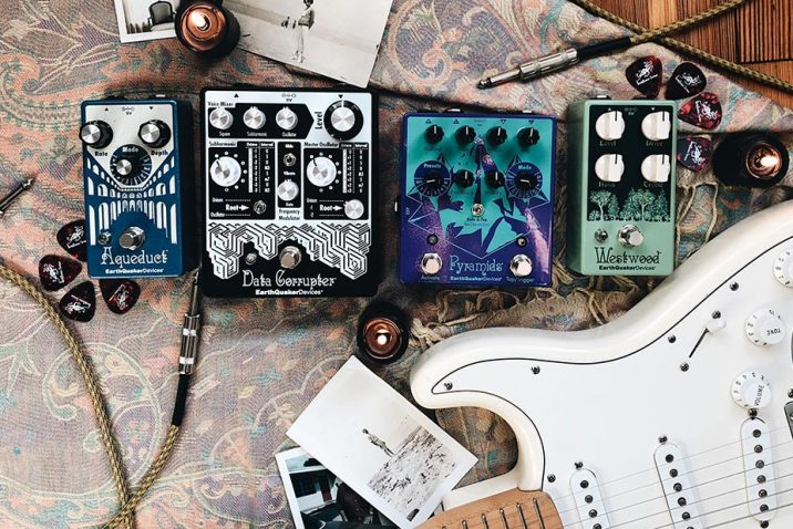 EarthQuaker Devices awarded Exporter of the Year by the U.S. Small Business Administration.