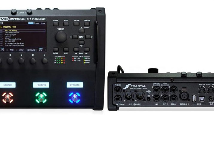 Fractal audio systems announces the FM3