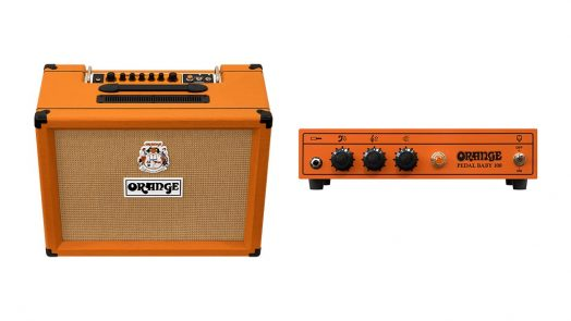 Orange Amplification TremLord 30 And Pedal Baby 100 Update