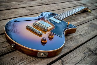 Sheptone Pickups on La Grange Guitars