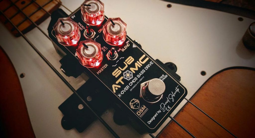 DSM Noisemaker Sub Atomic X-over Cmos Bass drive
