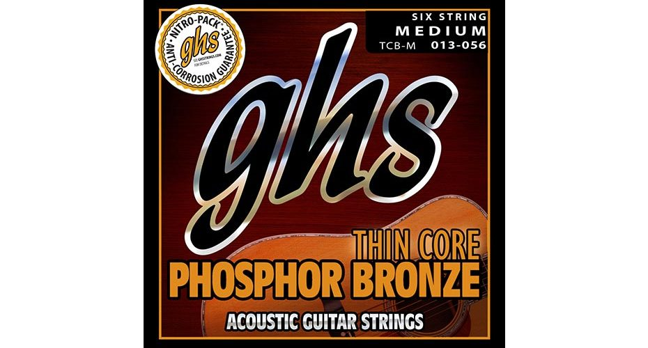GHS Launches Thin Core Phosphor Bronze