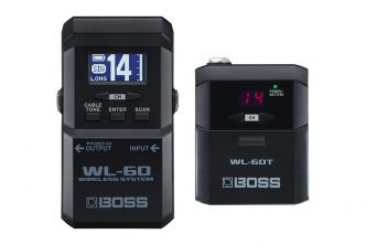 BOSS introduces wl-60 wireless system