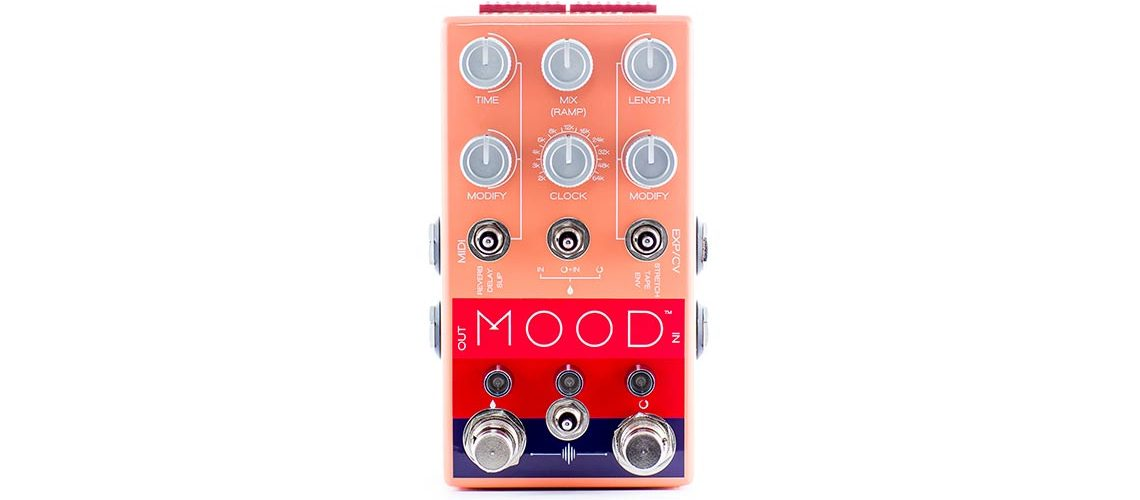 Chase Bliss Audio™ Releases New Pedal: M O O D™
