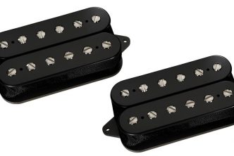 DiMarzio Releases Rainmaker™ Neck And Dreamcatcher™ Bridge Pickups