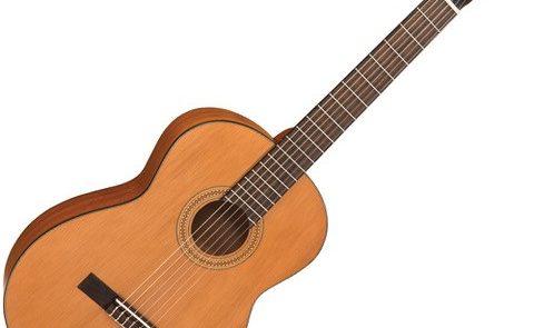 Santos Martinez classical and electro-classical guitars