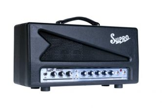 Supro launches the Galaxy multi-channel tube overdrive amplifier