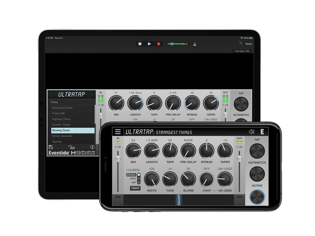 UltraTap Delay for iPhone and iPad