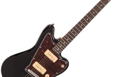 vintage v65 reissued series off set electric guitars. Black Bedroom Furniture Sets. Home Design Ideas